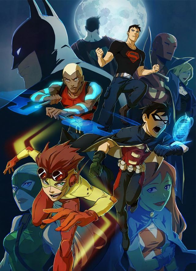 If you were to add a new character to Young Justice, who would it be?