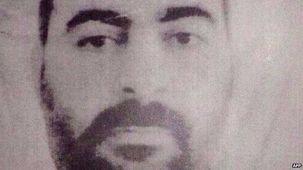 ISIS: Abu Bakr al-Baghdadi, the Caliph—head of state and theocratic absolute monarch—of the self-proclaimed Islamic State located in western Iraq and north-eastern Syria. On 4 October 2011, the US State Department listed al-Baghdadi as a Specially Designated Global Terrorist and announced a reward of up to US$10 million for information leading to his capture or death. Only Ayman al-Zawahiri, chief of the global al-Qaeda organization, merits a larger reward (US$25 million).