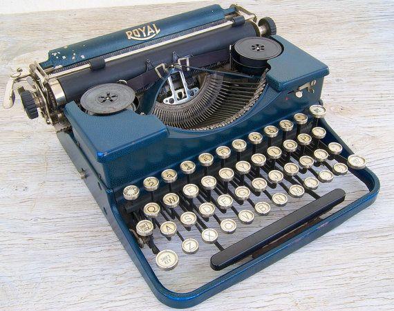 How to work/repair old typewriter?