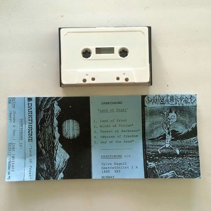 """Land of Frost"" Tape"