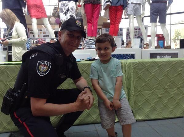 Future #Ottawa city police officer! #GoBillings