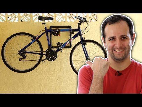 Manual do Mundo - Como fazer um pendurador de bicicletas de PVC