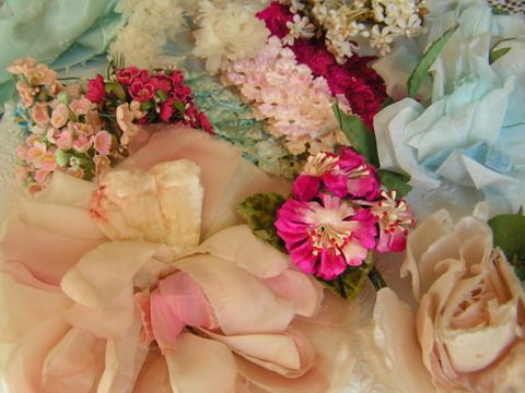 Yummy florals and antique trimmings make the best hats!Millinery Dreams, Millinery Flower, Cars Collection, Andrea Singarella, Pretty Things, Vintage Floral, Vintage Millinery, Vintage Inspiration, Beautiful Millinery