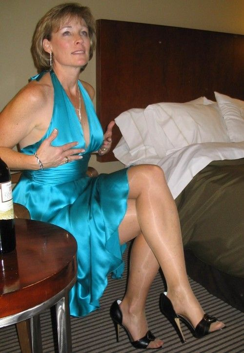 Matures And Pantyhose For 115