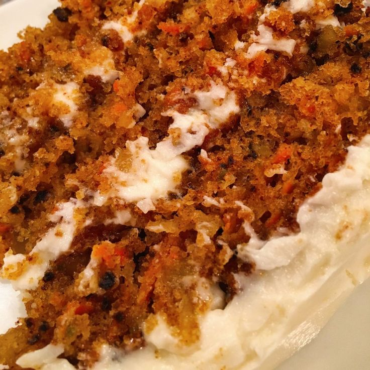 If you're looking for a GREAT carrot cake this is it! It always receives rave reviews when I serve this cake! Even to those who aren't carrot cake fans love this cake. I searched high a…