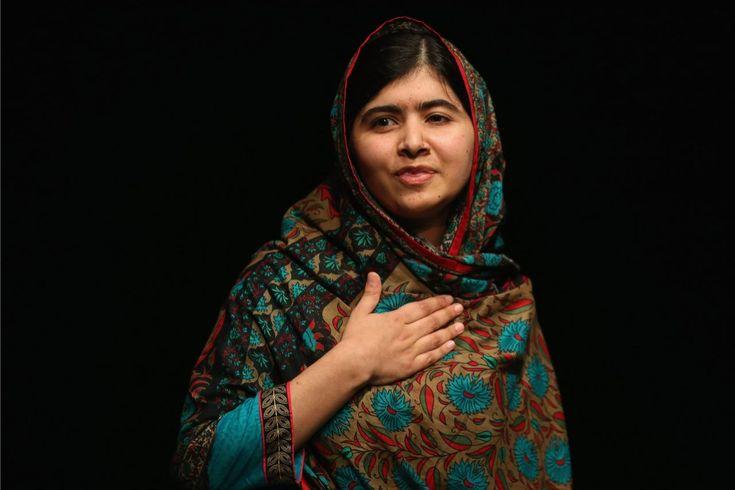 <p>Die pakistanische Aktivistin Malala Yousafzai wollte sich nicht von den Taliban den Schulbesuch verbieten lassen und wurde deshalb 2012 bei einem Anschlag schwer verletzt. Von ihrem Einsatz für Kinderrechte ließ sich sich davon nicht abbringen, 2013 wurde Malala als bisher jüngste Preisträgerin mit dem Friedensnobelpreis ausgezeichnet. (Bild: Getty Images) </p>