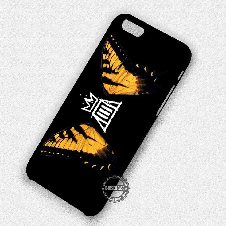 Butterfly Wings Paramore - iPhone 7 6S  5C SE Cases & Covers