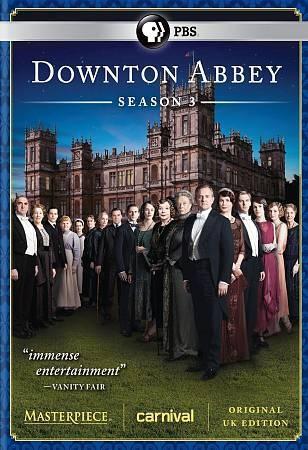 Season 3 - Downton Abbey (DVD)  booksamillion.com  PRE-ORDER IT NOW! $39.99