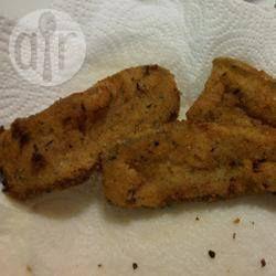 Mmm :-D fried pickels