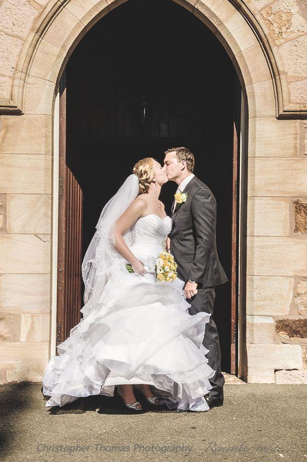 Brisbane Wedding Photographers - St Marys Kangaroo Point, Christopher Thomas Photography