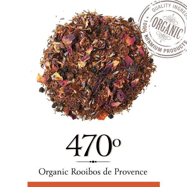 470 ORGANIC ROOIBOS DE PROVENCE TEA