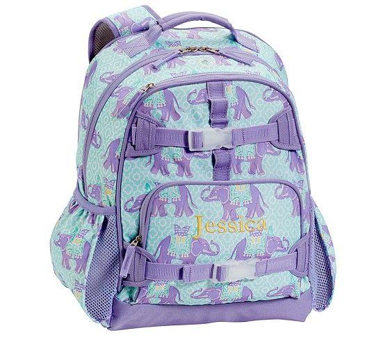 Big Girl Backpack For Jilly When She Goes To Kindergarten