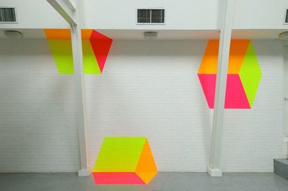 Neon Walls | Little Gatherer