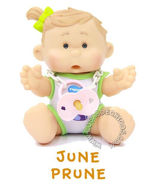 #Bebes #Perfumados #Yogurtinis   #Originales #TV! #June #Prune - #Aroma: Ciruela.    Adorables y simpáticos bebés perfumados con olores #frutales. Cada uno viene en un envase de yogur y con un chupete incluído, como los de verdad!    Importador Oficial: #Intek.  #CosasDeChicos #babies