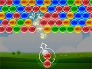 Free Online Puzzle Games, Launch each colored bubble into a group of other bubbles and try to form a group of 3 in Puzzle Bubble!  You'll have to work quickly because a giant weight will be pushing the bubbles to the bottom of the screen!  Clear out all the bubbles before they can reach the bottom!, #bubble shooter #bubble