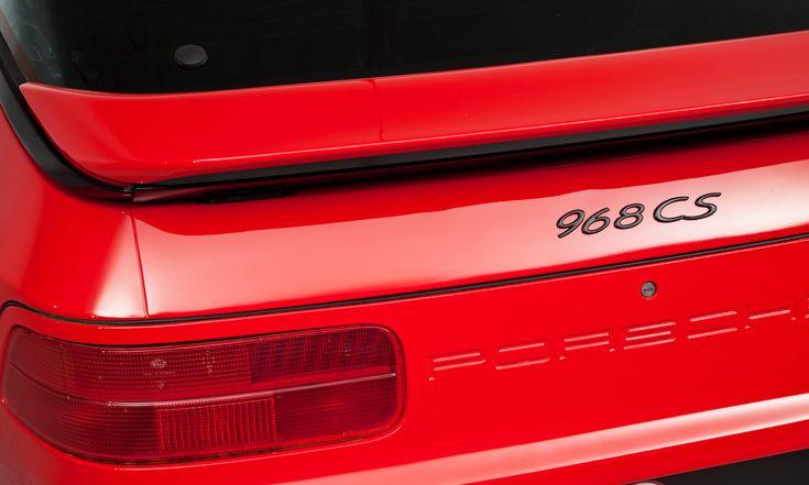 Porsche 968 Sport