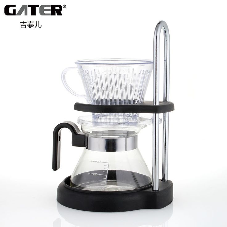 Drip coffee maker combination set american drip coffee filter paper Original in Stocked Free shipping