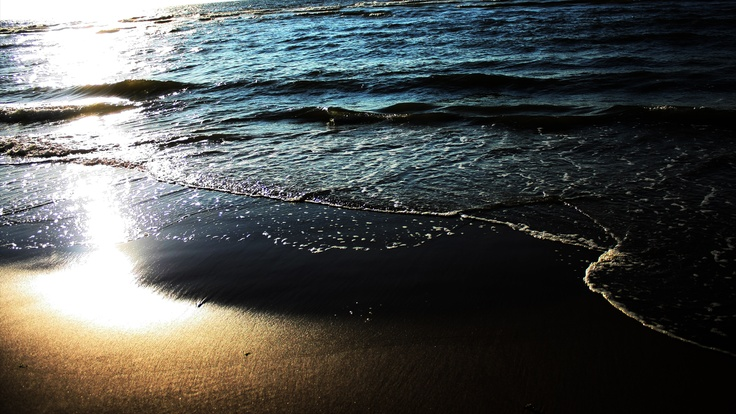 Vesterhavet!