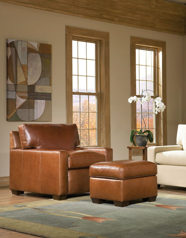 Stickley Stratford Chair   Toms Price Home Furnishings. 74 best Living in Leather images on Pinterest   Leather furniture
