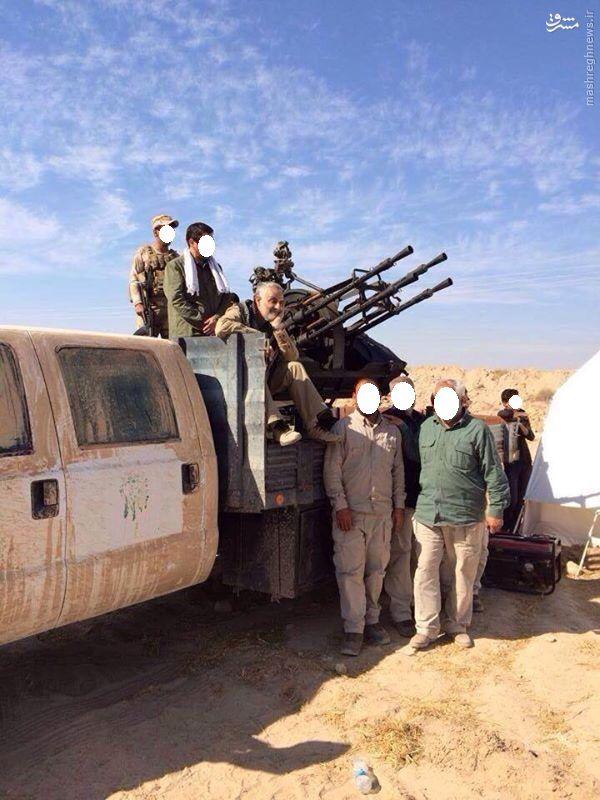 IRAQ- General Qasem Soleimani