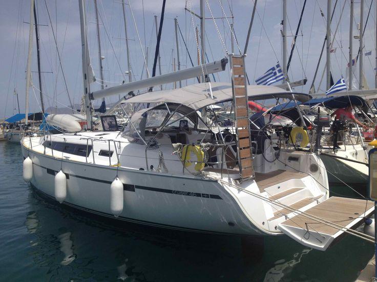 Charter Bavaria 46 from Rhodes | huur een Bavaria 46 vanaf Rhodes |  Sail in Greece Rhodes | sail-in-greece.net