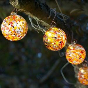 Aurora Glow Solar String Nectar now featured on Fab.