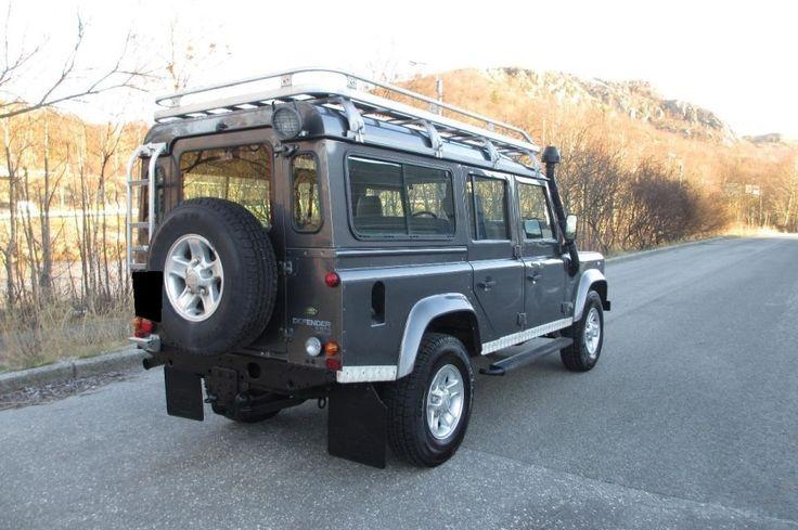 Voiture LAND-ROVER 110 Defender Td5 E occasion - Diesel - 2004 - 110800 km - 7550 € - Sens (Yonne) WV155873024