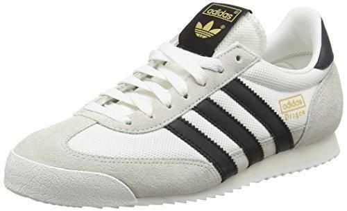 Oferta: 89.95€ Dto: -25%. Comprar Ofertas de adidas Dragon, Zapatillas de Deporte para Hombre, Blanco (Blacla / Negbas / Casbla), 46 EU barato. ¡Mira las ofertas!