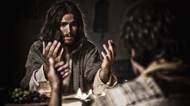 Son of God - Christian Movie Film on DVD from Mark Burnett - CFDb