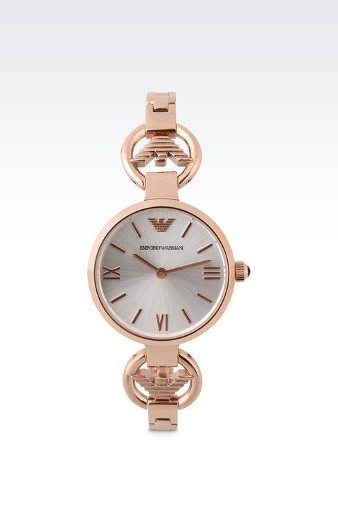 Emporio Armani Women Watch - Emporio Armani Official Online Store