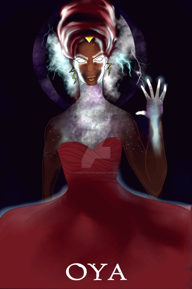 Yoruba Orishas Art 17 Best ideas about Oy...