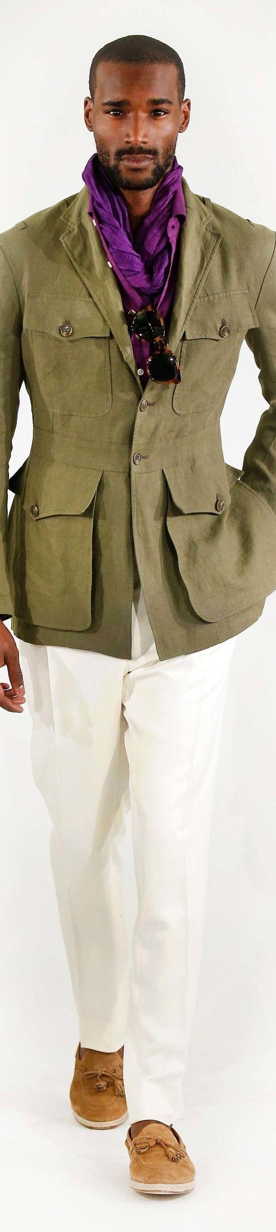 Ralph Lauren Menswear Collection