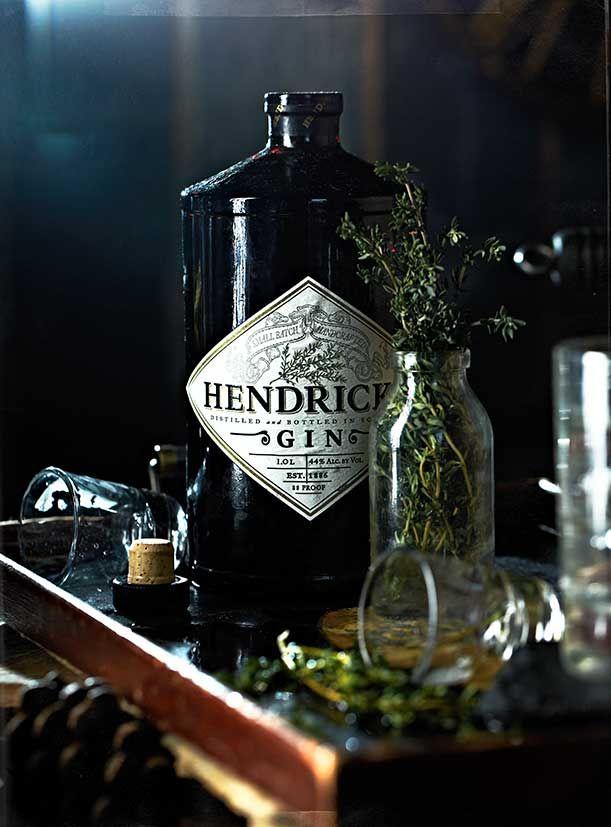 Hendrick's per il mio olfatto..