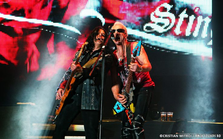 Scorpions Romexpo Rock'n Roll Forever Tour by Cristian Mitroi on 500px