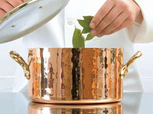 Oh my...I have an addiction! Mauviel copper cookware