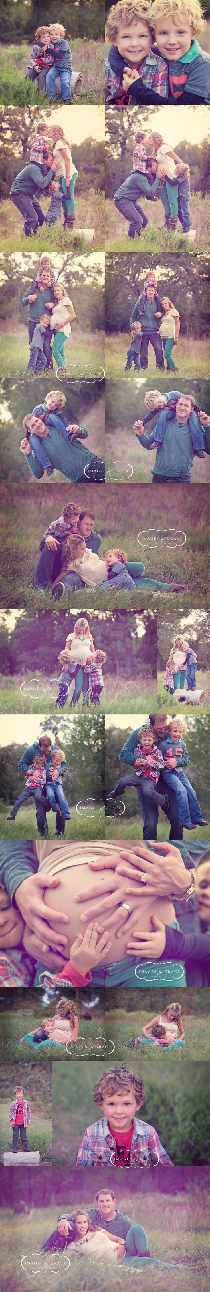 Oh my gosh...these are perfect maternity pictures :)