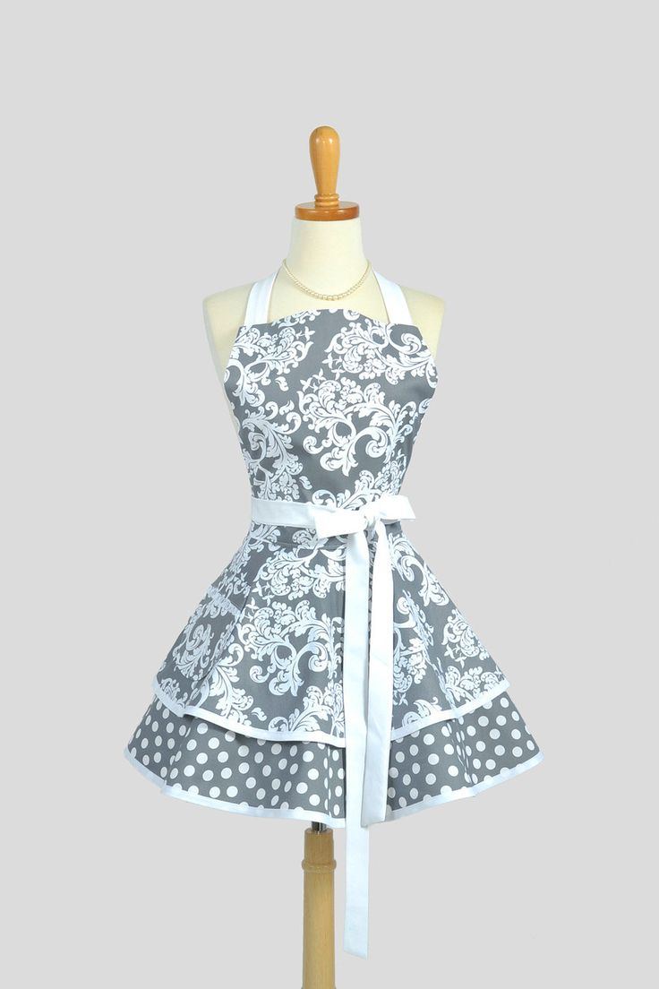 113 best Aprons images on Pinterest | Aprons, Apron designs and Cute ...