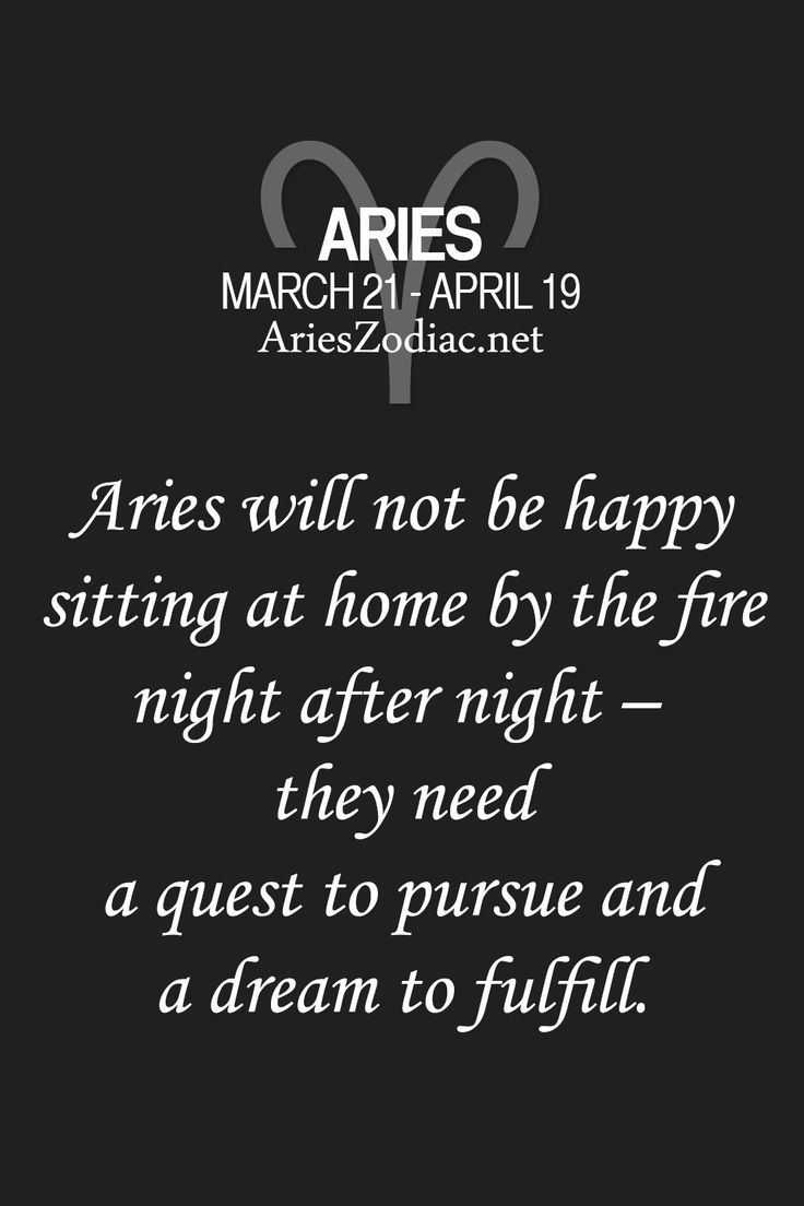 how to keep aries man happy