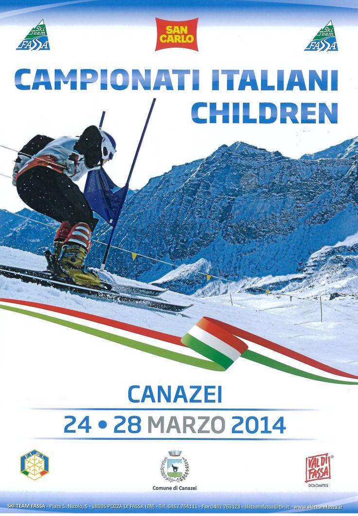 Quattrocento ragazzi in Fassa per i Campionati Italiani di sci alpino