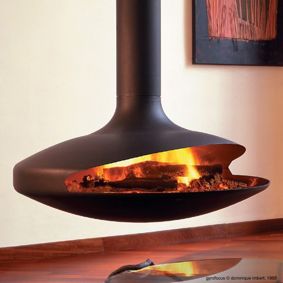 suspended fire place - australian grand designs dvd