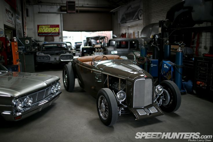 HHR'S BROOKLANDS SPECIAL '32 FORD