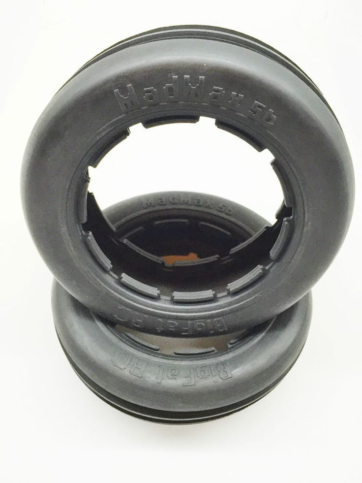 1/5 Scale MadMax 5B Twin Blade Front Tyres Rovan/ King Motor/ HPI. 170 x 60