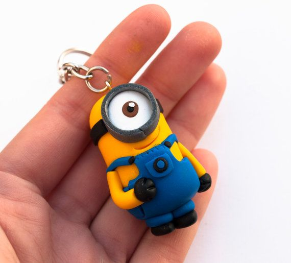 Minion on Etsy, $10.00