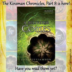 32 best robotales images on pinterest art contests book show and a deliverer comes by jill williamson is here part 8 of the kinsmanchronicles fandeluxe Image collections