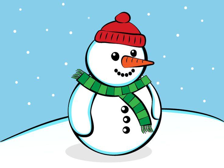 google clip art snowman - photo #26