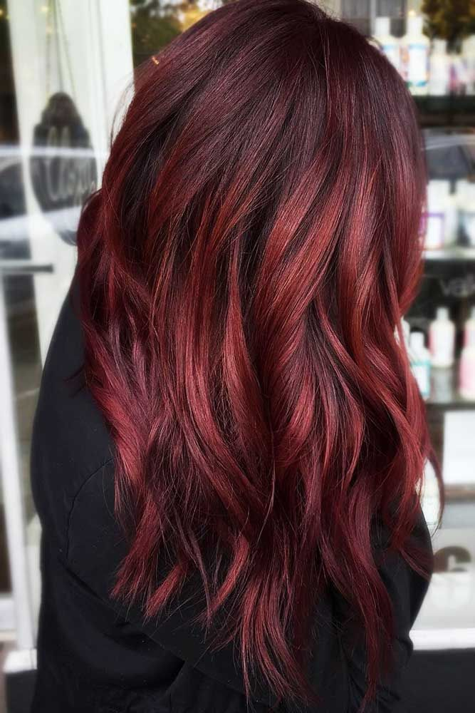 The Most Fashionable Shades Of Darkish Purple Hair For Distinctive Seems