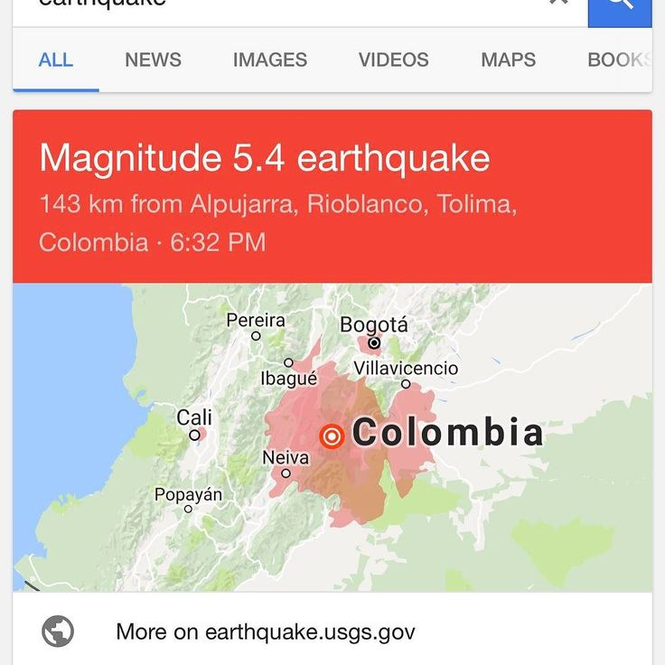 Earthquake just now in Columbia India Delhi Panchkula feb 17 rocked a bit Delhi too. Stay safe.
