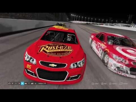 Cars 3 Crash Scene Forza Motorsport 6 Reenactment - YouTube
