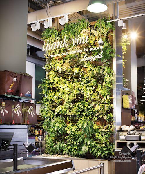 Supermarket Design | Hypermarket Design | Retail Design | Shop Interiors | Longos - Super- hypermarket - Toronto