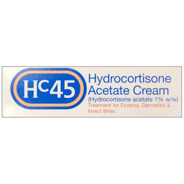 For the treatment of irritant contact dermatitis, allergic contact dermatitis, insect bite reactions and mild to moderate eczema, get your Hydrocortisone Cream for £3.75 here!